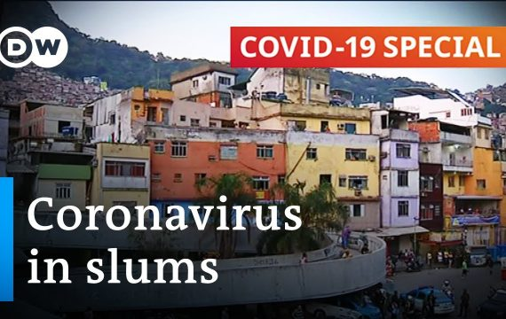 How to keep the coronavirus from spreading in slums?   DW News