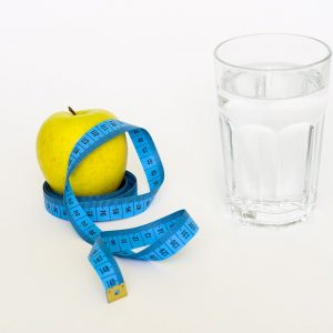 how to lose water weight