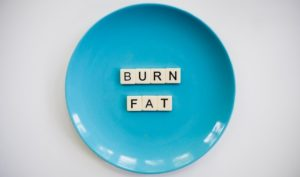 burn fat with the keto diet