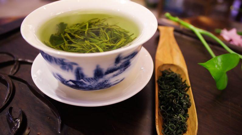 4 Benefits of Green Tea