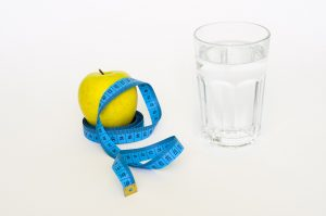how to stop overeating drink water